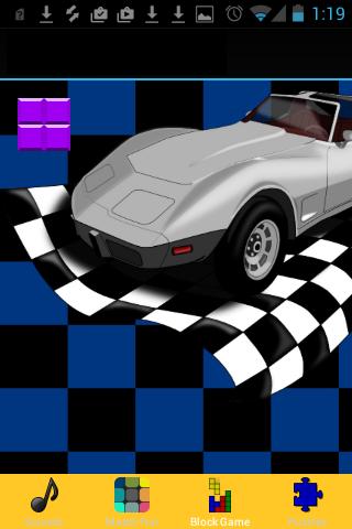 car games for kids free screenshot