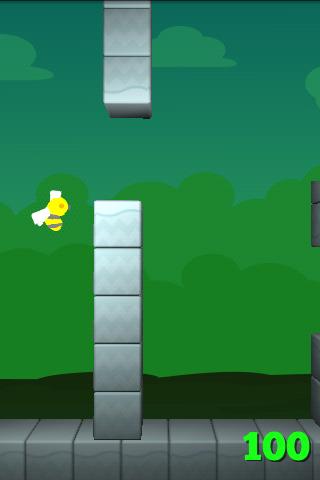 免費街機App|Flappy Bee 3D|阿達玩APP