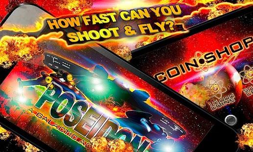 A POSEIDON Space Wars Racing- screenshot thumbnail
