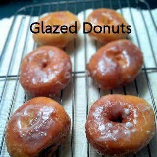 Glazed Donuts (Gluten Free).