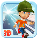 3D Ice Run icon