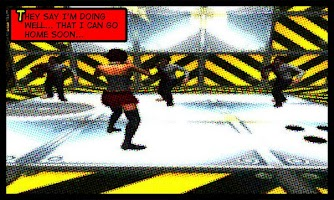 Screenshot of Zombie Room AR