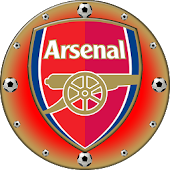 Arsenal London Clock Widget