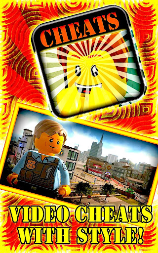 LEGO CITY U Cheats Unlock BEST