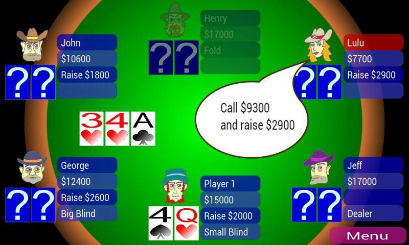 Offline Poker Texas Holdem - screenshot