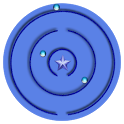 Balls and Rings - time killer icon