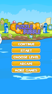 Puzzle Bobble Shooter Attack