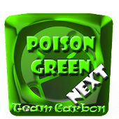 PoisonGreen CM11 & CM12 Theme