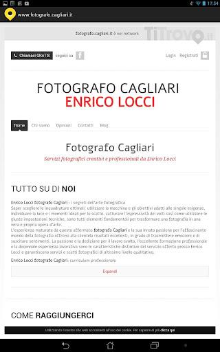 Fotografo Cagliari