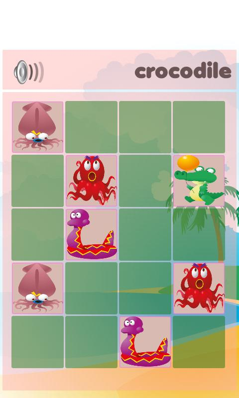 Animals Learning Game for Kids- screenshot