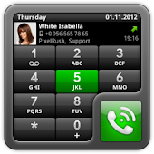 PixelPhone [T] – Black Green