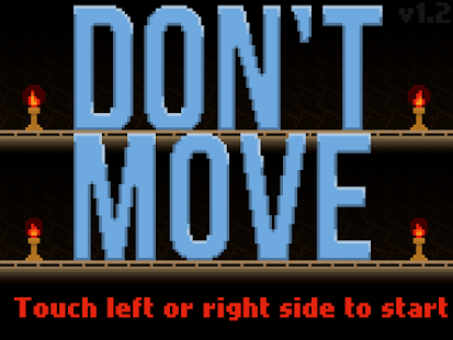 Don't Move - screenshot thumbnail