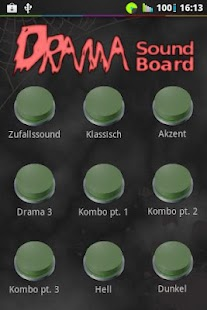 Drama Button Soundboard - screenshot thumbnail