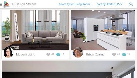 Homestyler Interior Design Screenshot 17