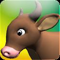 Vaca fazenda