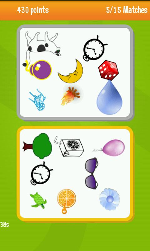 Match It Symbol Matching Game - screenshot