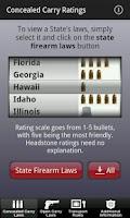 Screenshot of Legal Heat