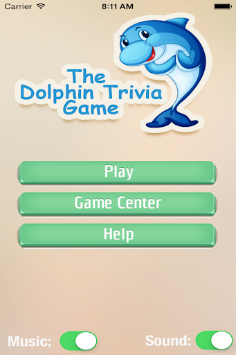 The Dolphin Trivia Game 1.1 screenshots 6