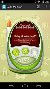 Baby Monitor & Alarm trial- screenshot thumbnail