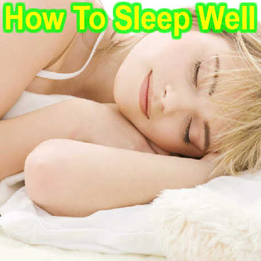 How to Sleep Well Remedy Guide LOGO-APP點子