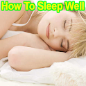 How to Sleep Well Remedy Guide icon
