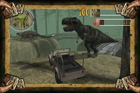 Dino Safari 2 Pro- screenshot thumbnail