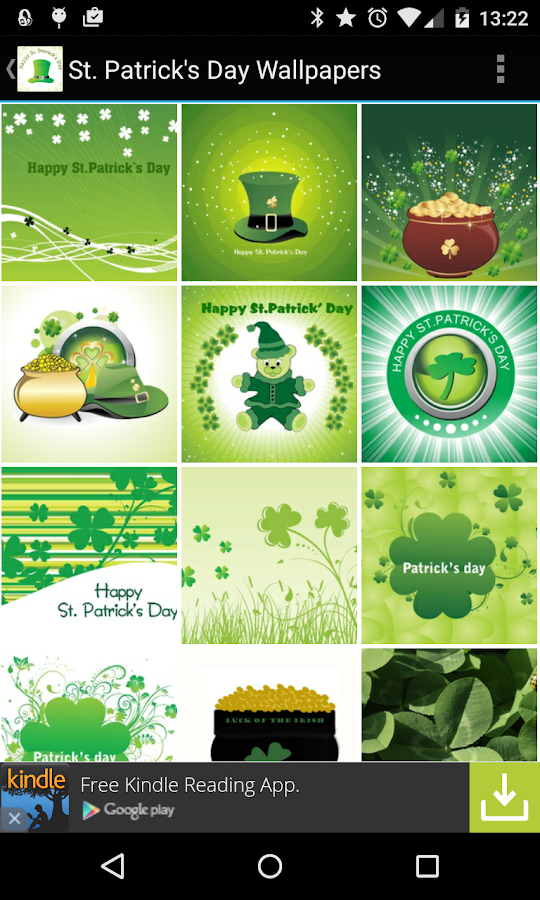 St. Patrick's Day Wallpapers- screenshot