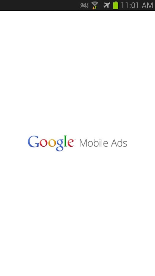 Mobile Ads Showcase- screenshot