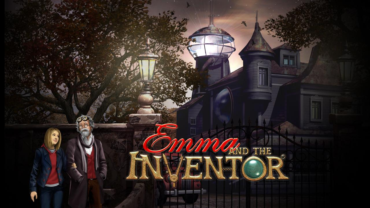 Emma and the Inventor HD - screenshot