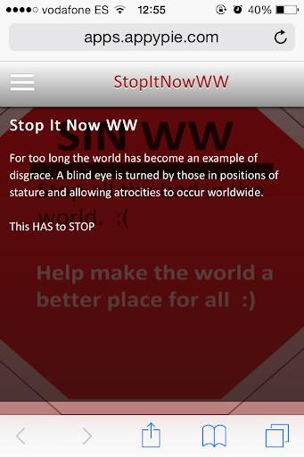 Stop It Now Worldwide