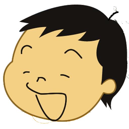 中山くん(仮) LOGO-APP點子
