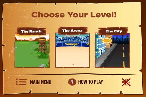 Wrangler Rope Your Rewards - screenshot