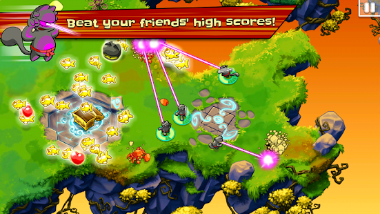 Ninja Hero Cats- screenshot thumbnail