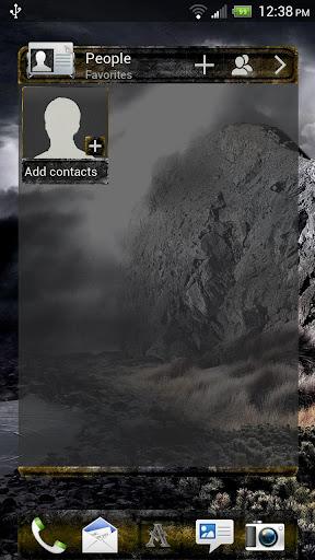 【免費個人化App】Peridot Ruins HD Skin-APP點子