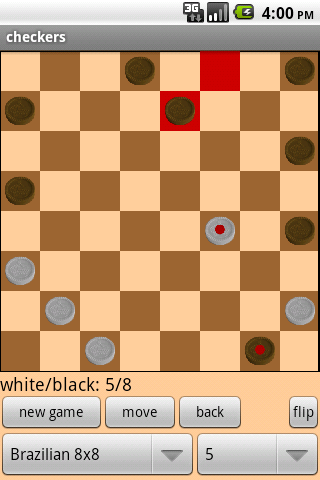 Checkers without ads