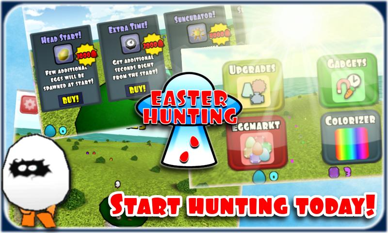 Easter Hunting- screenshot