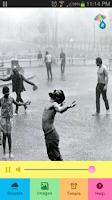 Screenshot of Raining.fm - Rain Sounds