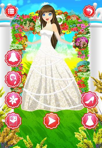 Brides dress up