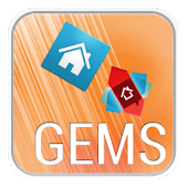 Gems HD Apex/Nova Theme