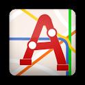 SmartMap Angers : plan Irigo icon