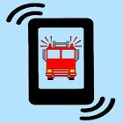 KM-911-Alert icon