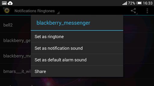 【免費音樂App】Notifications Ringtones-APP點子
