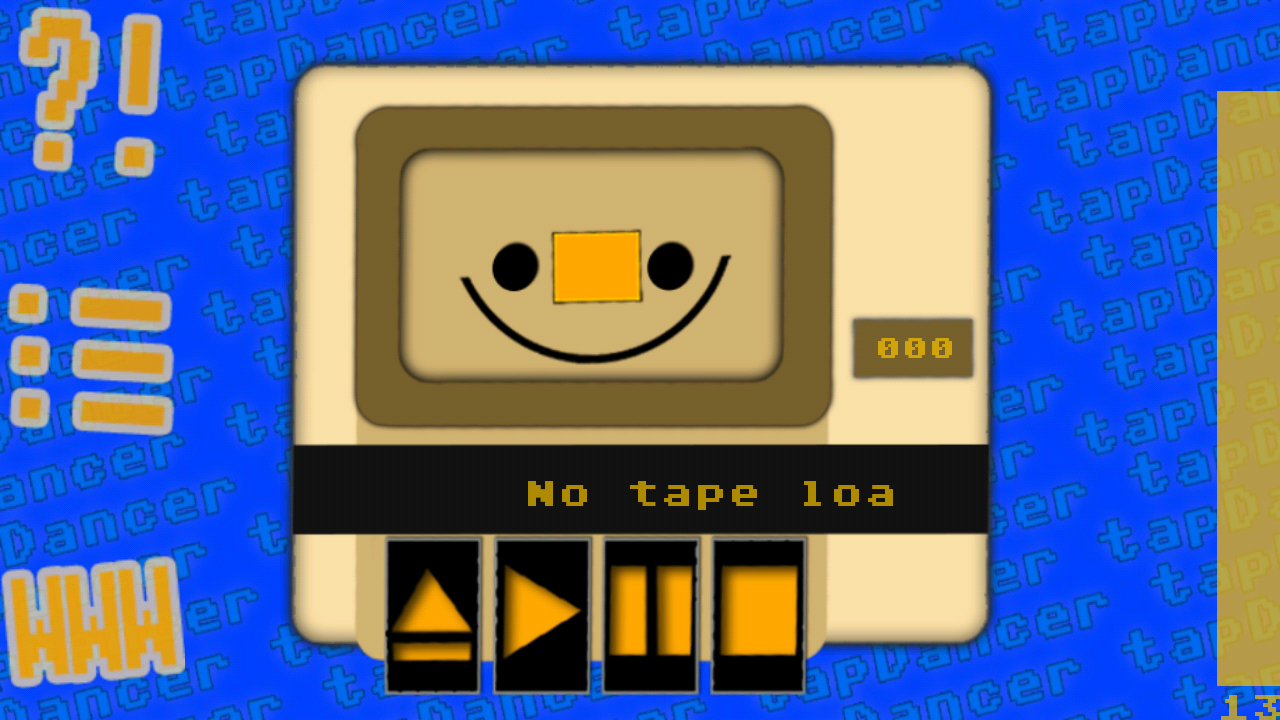 tapDancer Virtual Datasette - screenshot