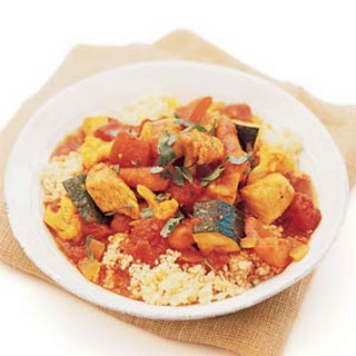 Spiced Chicken and Vegetable Couscous