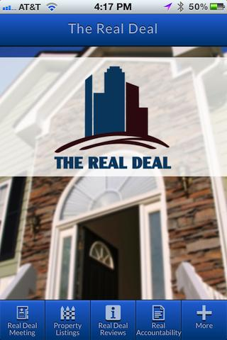 the real deal app