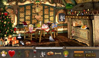Screenshot of Hidden Object: Christmas Magic