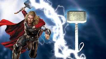 Screenshot of Thor: The Dark World LWP
