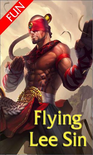 Flying Lee Sin