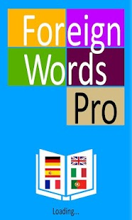 Foreign Words Pro - screenshot thumbnail