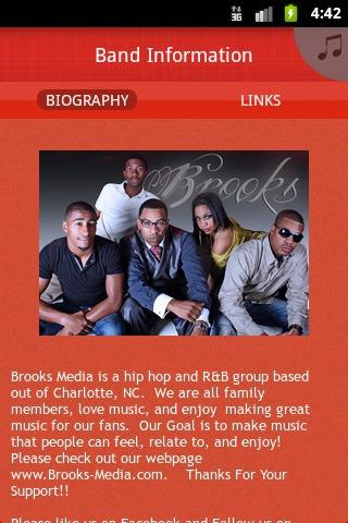 Brooks Media - screenshot